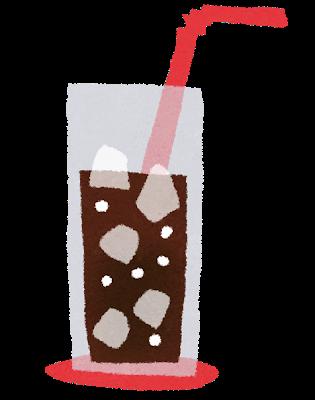 透明のコカ・コーラ?!