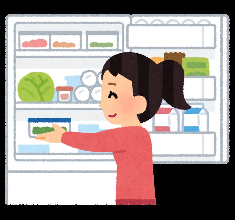 冷蔵庫まで!